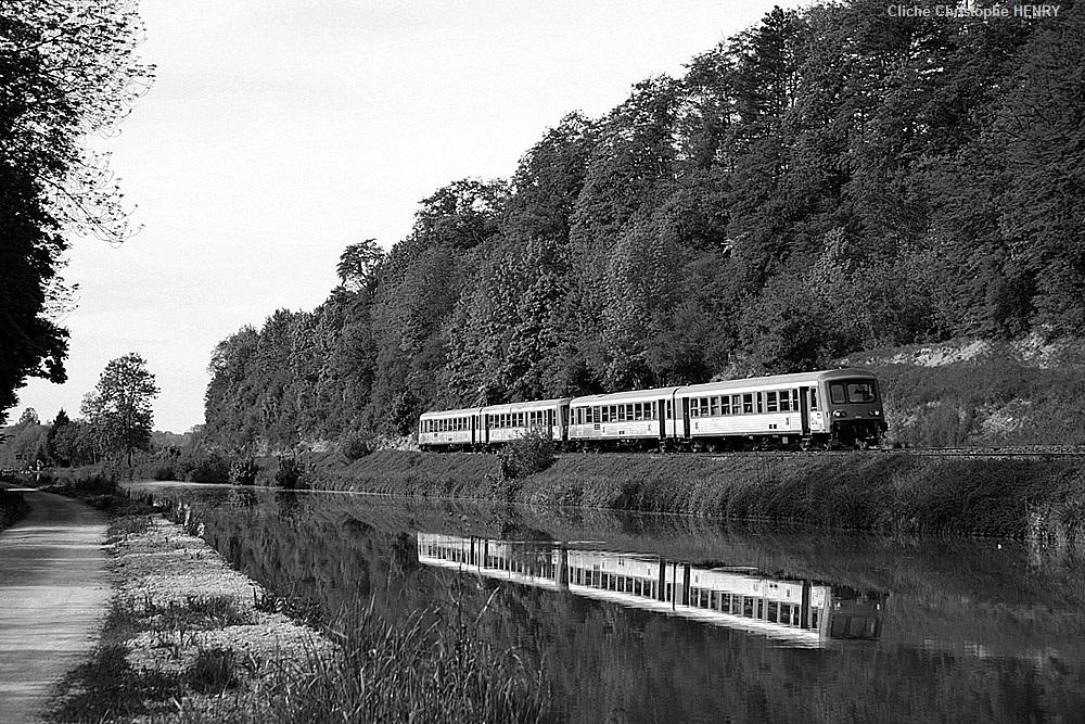 TER Saint-Dizier - Chaumont à Eurville