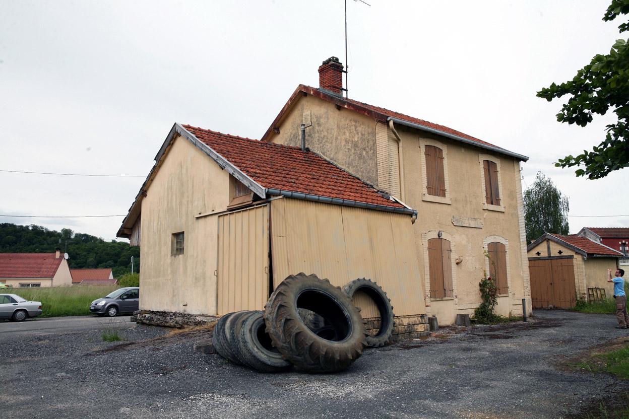 Gare de Foulain (Ligne Foulain - Nogent)