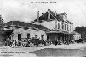 Gare de Saint-Dizier